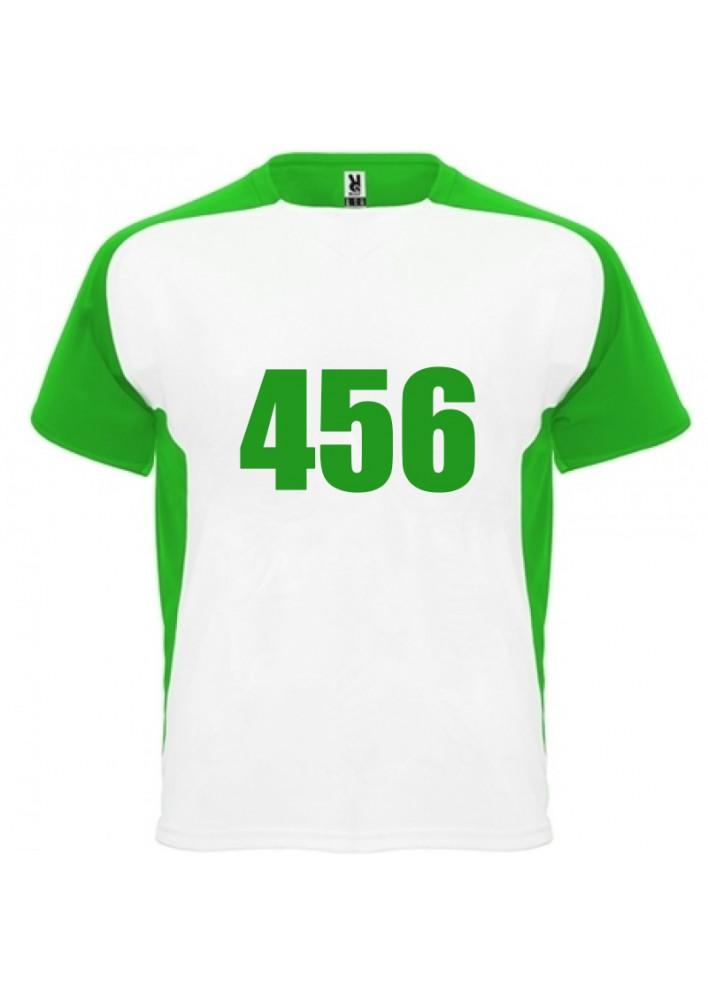T-Shirt Squid game numéro personnalisable - Adulte / Enfant